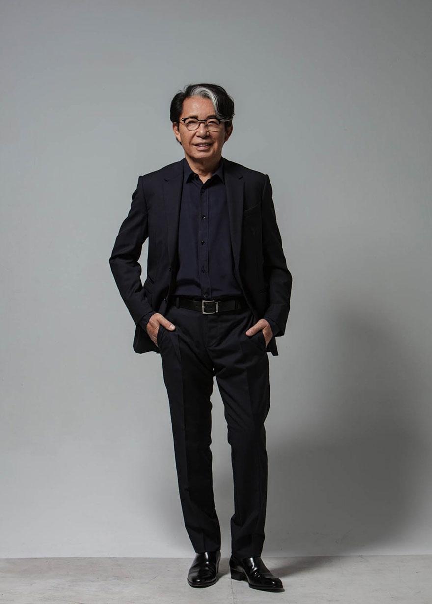 Вспоминаем Кензо Такаду: интересные факты и гениальные изобретения основателя бренда Kenzo (ФОТО) - фото №7