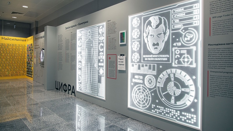 """Не пропустите! В аэропорту """"Борисполь""""открыли интерактивную выставку """"Сила подписи"""" (ФОТО) - фото №3"""