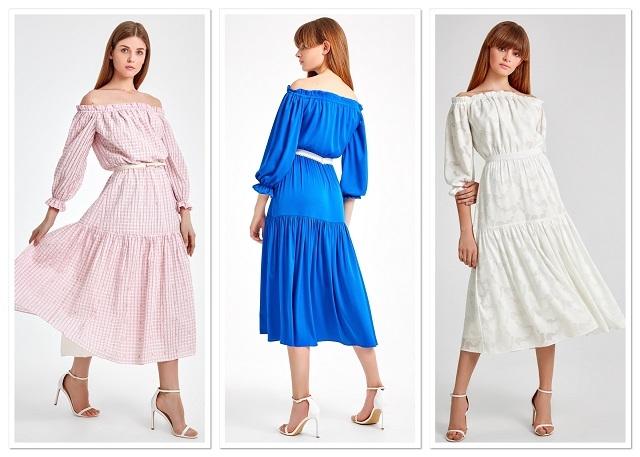 Как выглядеть элегантно этим летом? Стильные фасоны платьев 2020 года (ФОТО) - фото №1