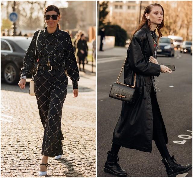 Стритстайл на Неделе высокой моды в Париже: как носить кутюр каждый день - фото №5