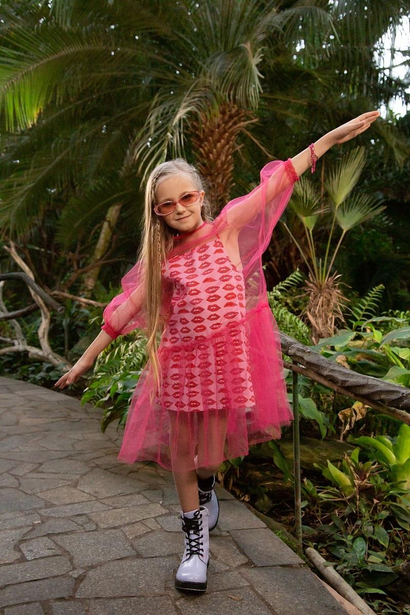Модные принты и натуральные ткани в новой коллекции Andre Tan Kids SS 2021 (ФОТО) - фото №3