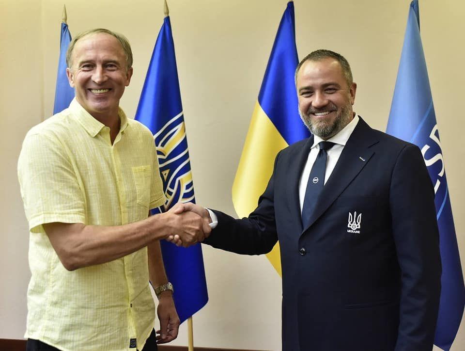 Официально: Александр Петраков стал новым главным тренером сборной Украины по футболу - фото №1