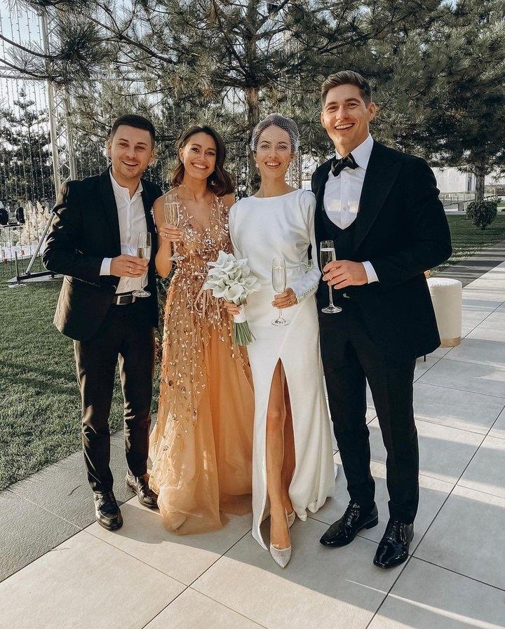 Владимир Остапчук женился во второй раз: эксклюзивные фото со свадьбы - фото №5