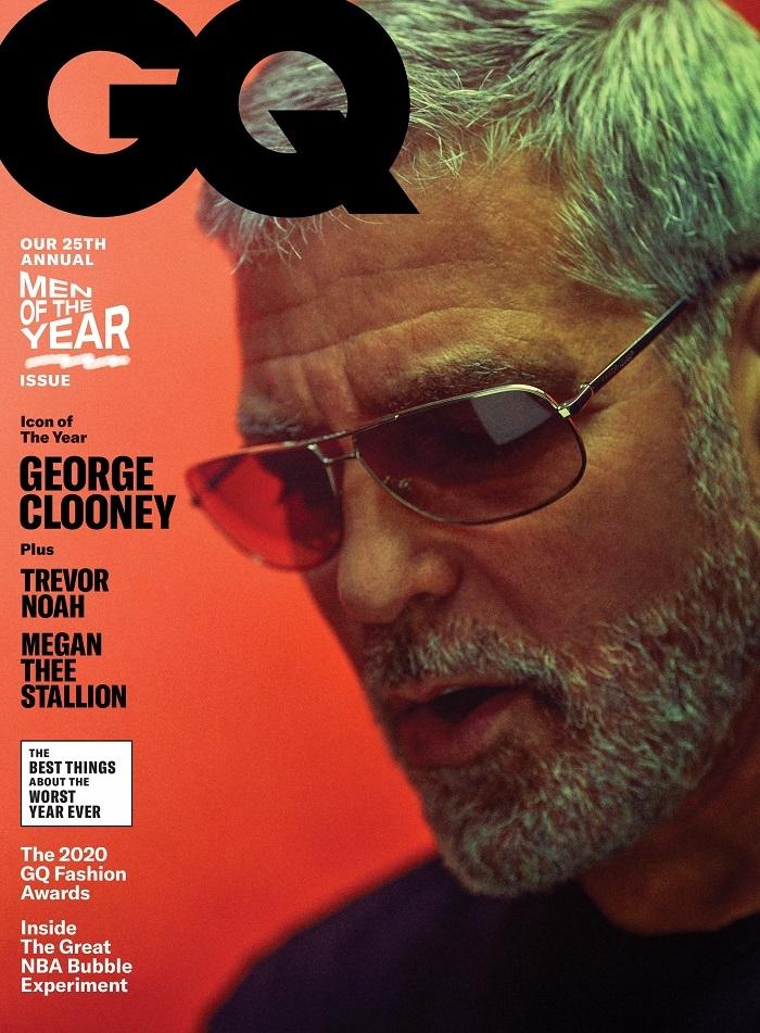 """""""Я думал, что никогда не женюсь"""": Джордж Клуни снялся для GQ и рассказал о своей жене (ФОТО) - фото №1"""