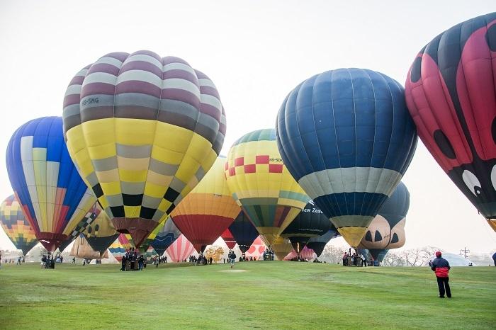 Не пропустите! В Киеве на ВДНХ пройдет фестиваль огромных воздушных шаров (ФОТО) - фото №2