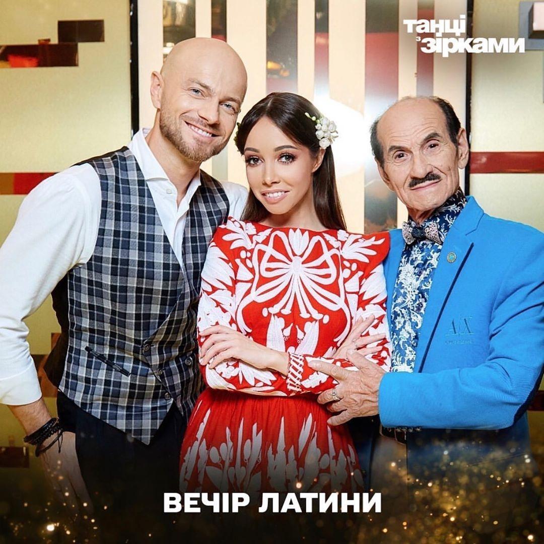 """Влад Яма, Екатерина Кухар, Григорий Чапкис """"Танці з зірками 2020"""""""