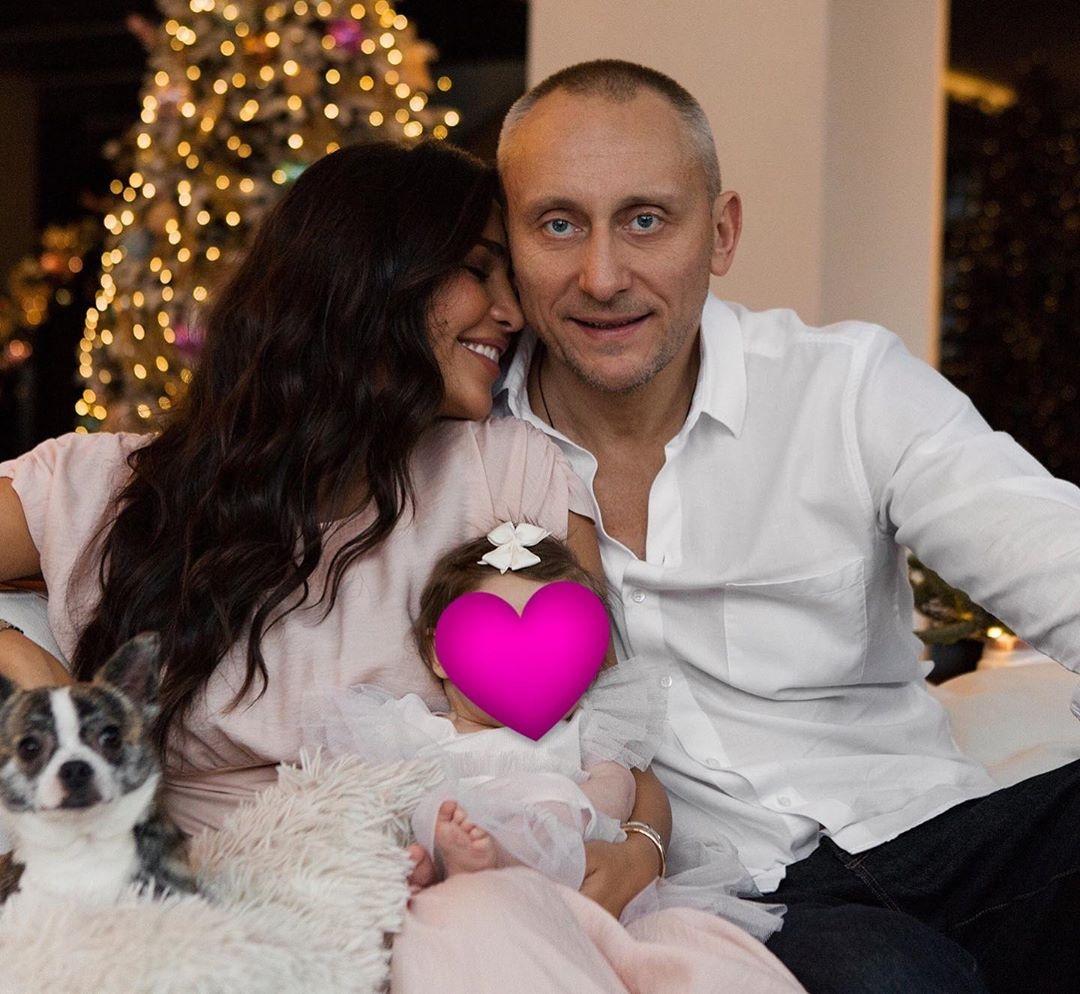 Санта Димопулос впервые показала семимесячную дочь Софию (ФОТО) - фото №2