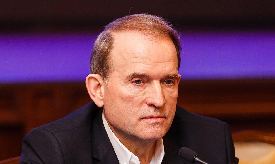Власти Украины обвинили Виктора Медведчука и Траса Козака в государственной измене - фото №1