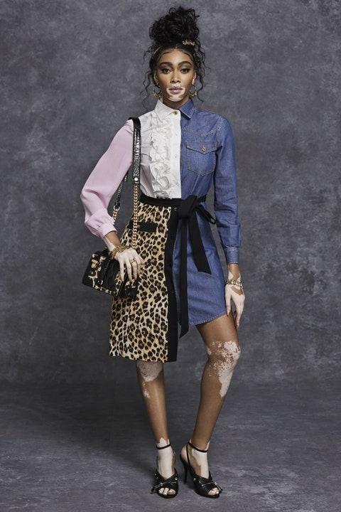 Винни Харлоу стала лицом новой коллекции Moschino Pre-Fall 2021 (ФОТО) - фото №5