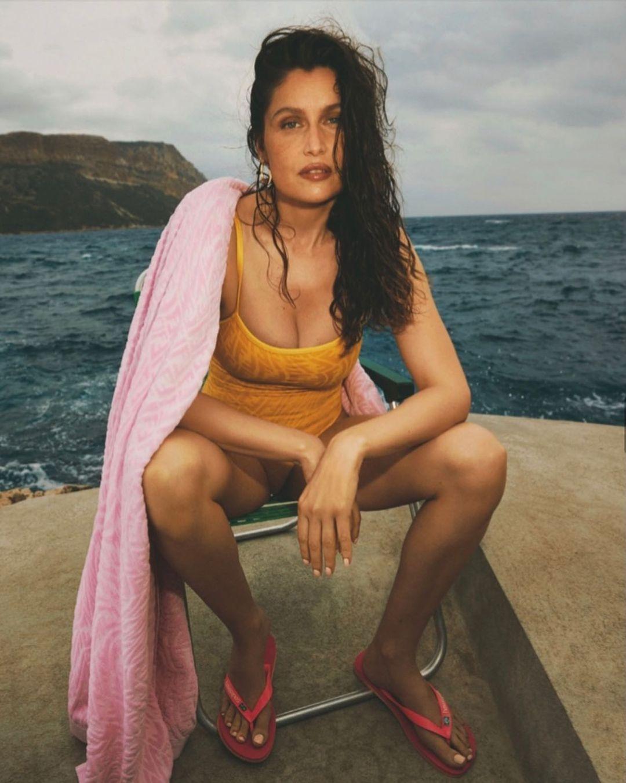 Натуральная красота: Летиция Каста снялась в соблазнительной фотосессии для французского глянца (ФОТО) - фото №4
