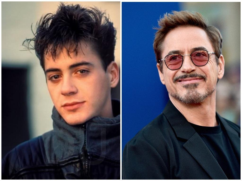 Звездные мужчины, которым возраст к лицу - фото №17