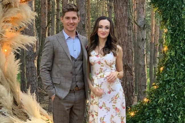 Владимир Остапчук и Елена Войченко