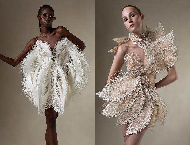 Неделя высокой моды в Париже: Dior, Chanel, Schiaparelli и другие коллекции именитых брендов (ФОТО) - фото №11