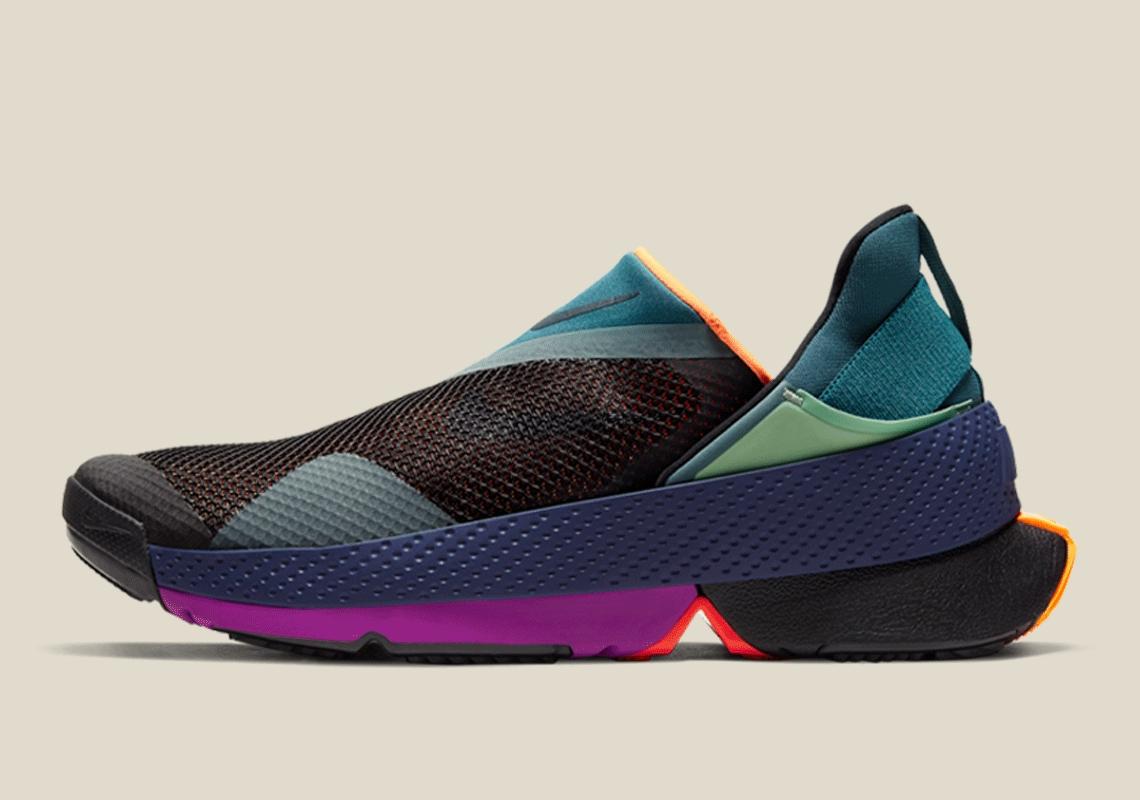 Все ради комфорта: Nike выпустили кроссовки, которые можно обувать без рук - фото №2