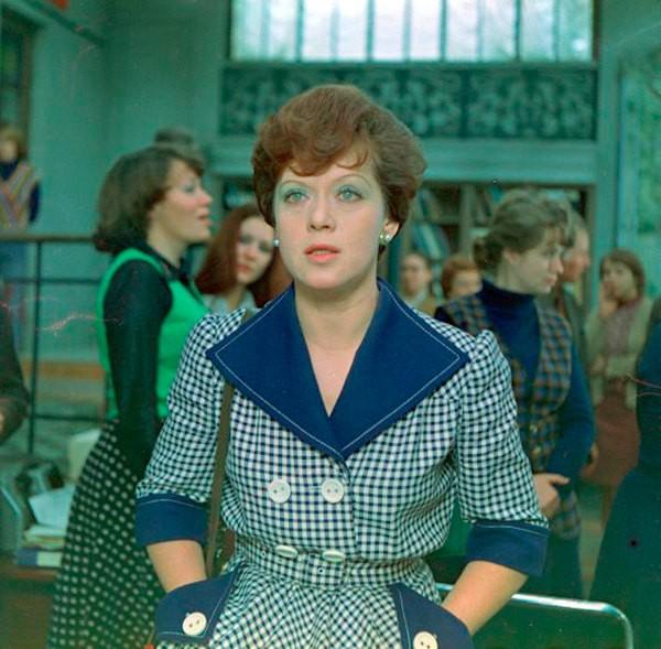 """Как у той самой """"мымры"""": стиль Людмилы Прокофьевной покажут на Неделе моды в Лондоне - фото №6"""