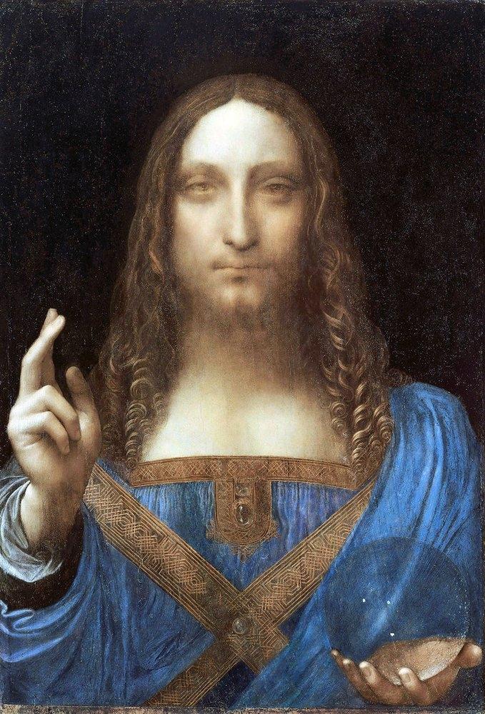 Леонардо да Винчи: интересные факты, неожиданные открытия и самые популярные картины художника - фото №11