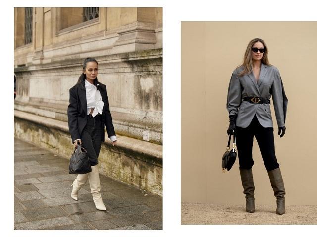 Стритстайл с парижской Недели моды: как одеваются француженки (ФОТО) - фото №10