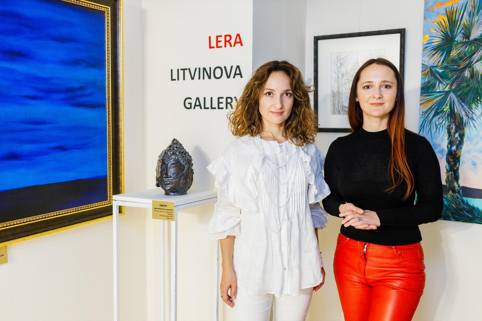 Арт-пространство Lera Litvinova Gallery открылось по новому адресу в Киеве (ФОТО) - фото №4