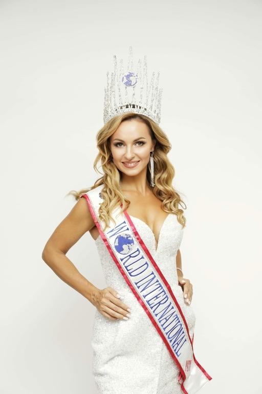 Впервые за 15 лет украинка победила на международном конкурсе красоты - фото №1