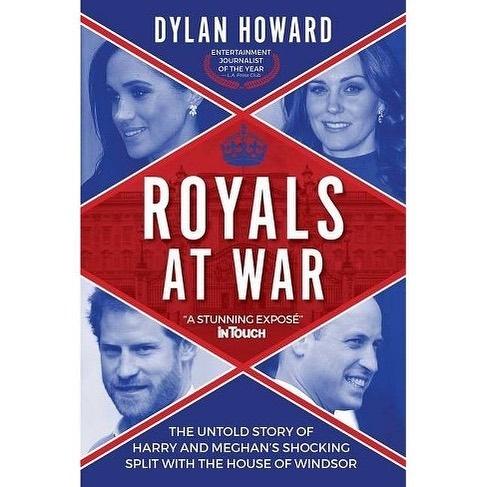книги о королевской семье