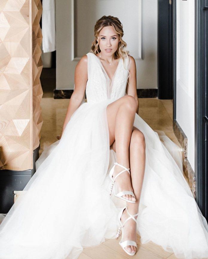 Самые яркие свадебные платья украинских звезд (ФОТО) - фото №1