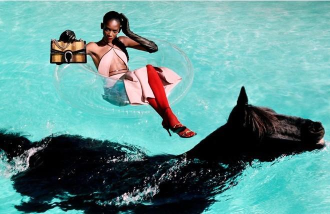 Главные герои новой компании Gucci ... лошади (ФОТО) - фото №1