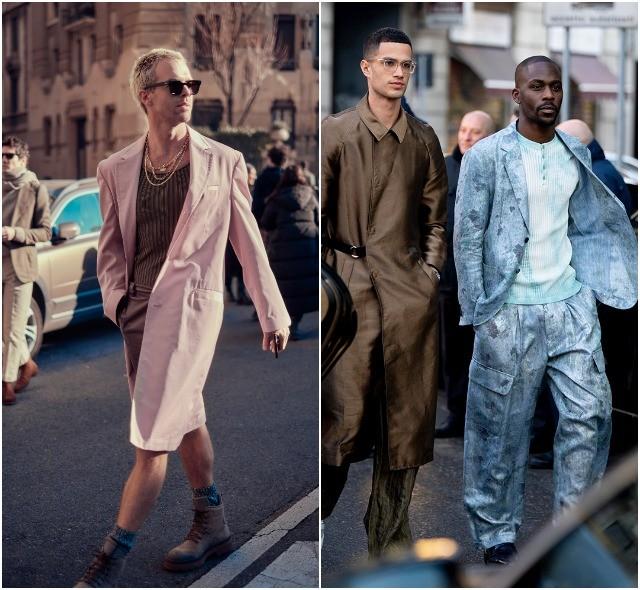 Что носят в Милане: обзор лучших стритстайл-образов с Недели мужской моды - фото №13