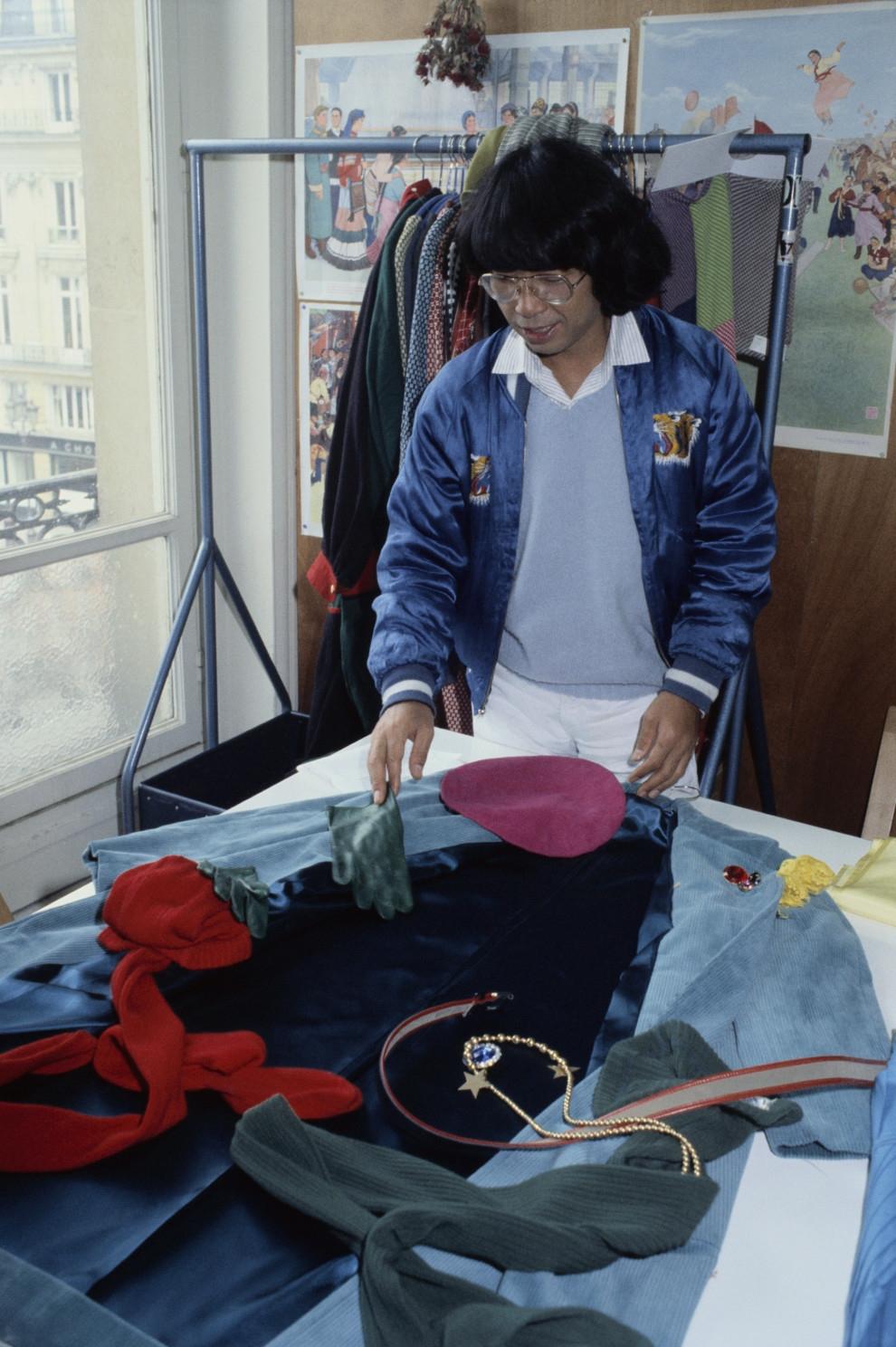Вспоминаем Кензо Такаду: интересные факты и гениальные изобретения основателя бренда Kenzo (ФОТО) - фото №2