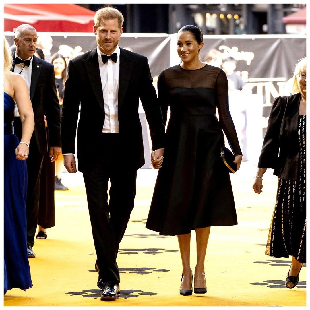 Принц Гарри и Меган Маркл новости 2020