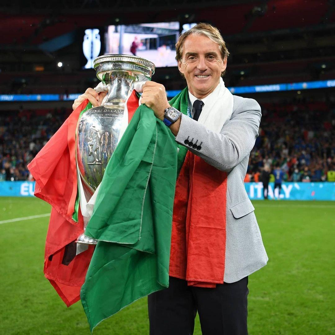 италия выиграла евро 2020