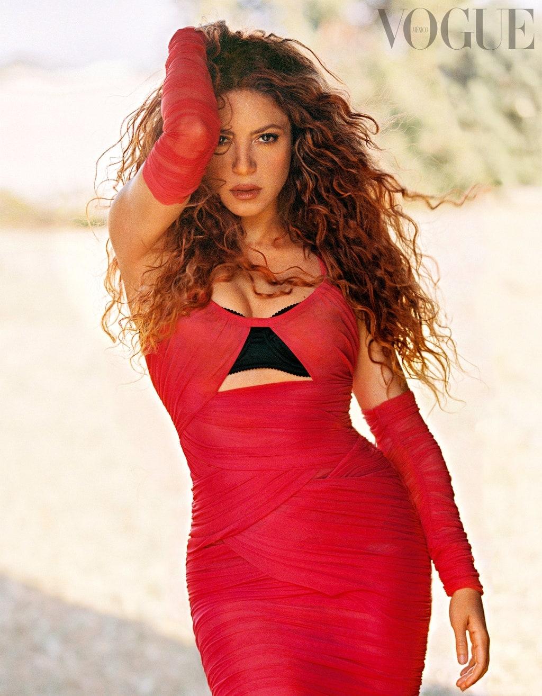 Шакира впервые за долгое время появилась на обложке глянца (ФОТО) - фото №1