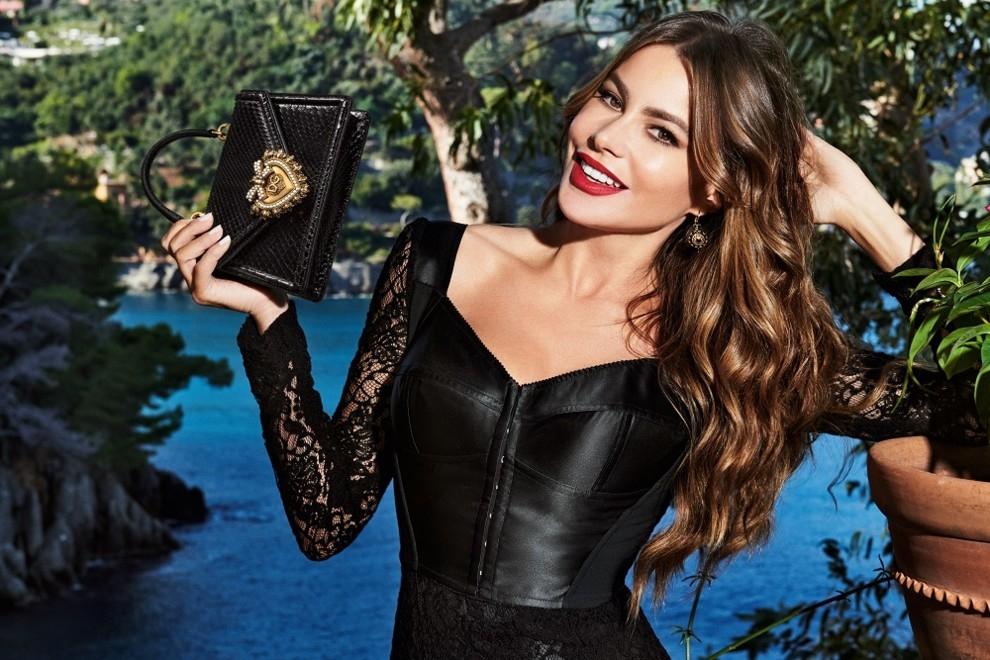 Ослепительная красота: София Вергара — новое лицо Dolce&Gabbana (ФОТО) - фото №6