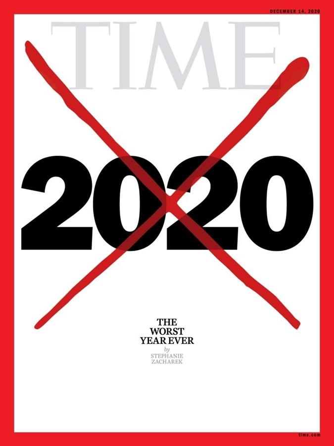 Журнал Time назвал 2020 год худшим в современной истории США - фото №3