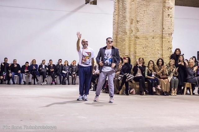 """Женщины в мужских костюмах: как прошел показ новой коллекции Сержа Смолина """"Money"""" - фото №1"""
