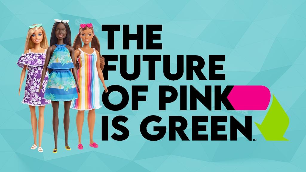 Mattel выпустили линейку кукол Барби из океанического мусора - фото №1
