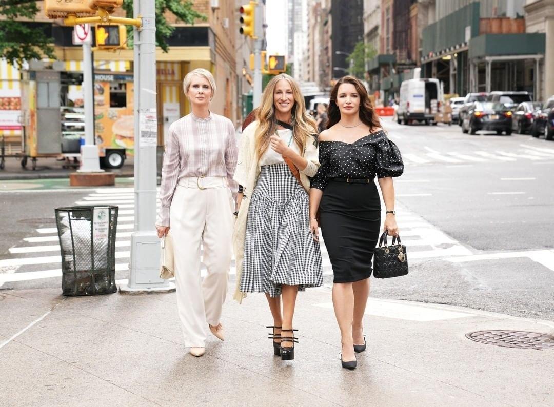 """Брокер, профессор и многодетная мать: известно, какие новые героини появятся в продолжении """"Секса в большом городе"""" (ФОТО) - фото №4"""