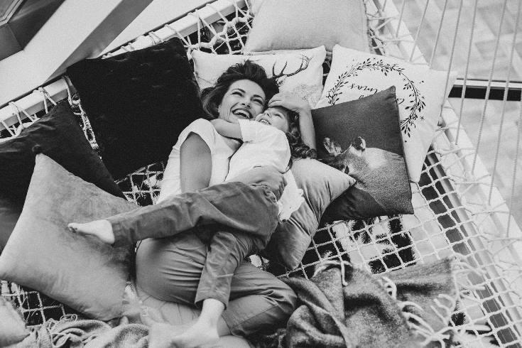 """У нас правила без правил"": Зоряна Марченко рассказала о воспитании дочери - фото №2"