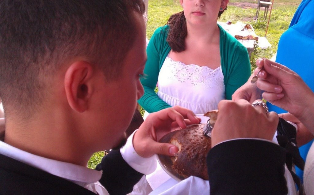 свадьба шуринса фото