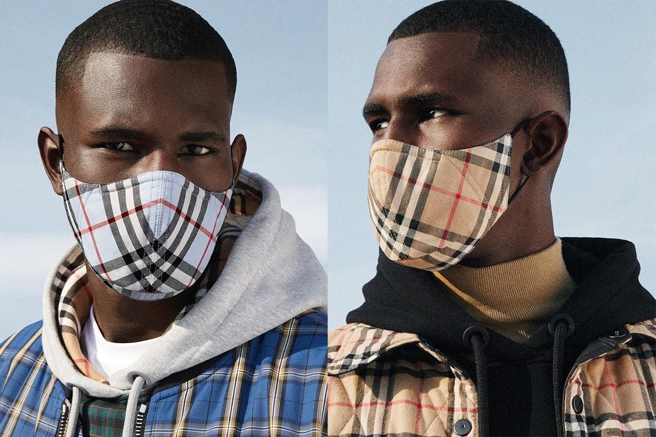 Burberry представили противомикробные маски. Сколько стоит модная защита? (ФОТО) - фото №3