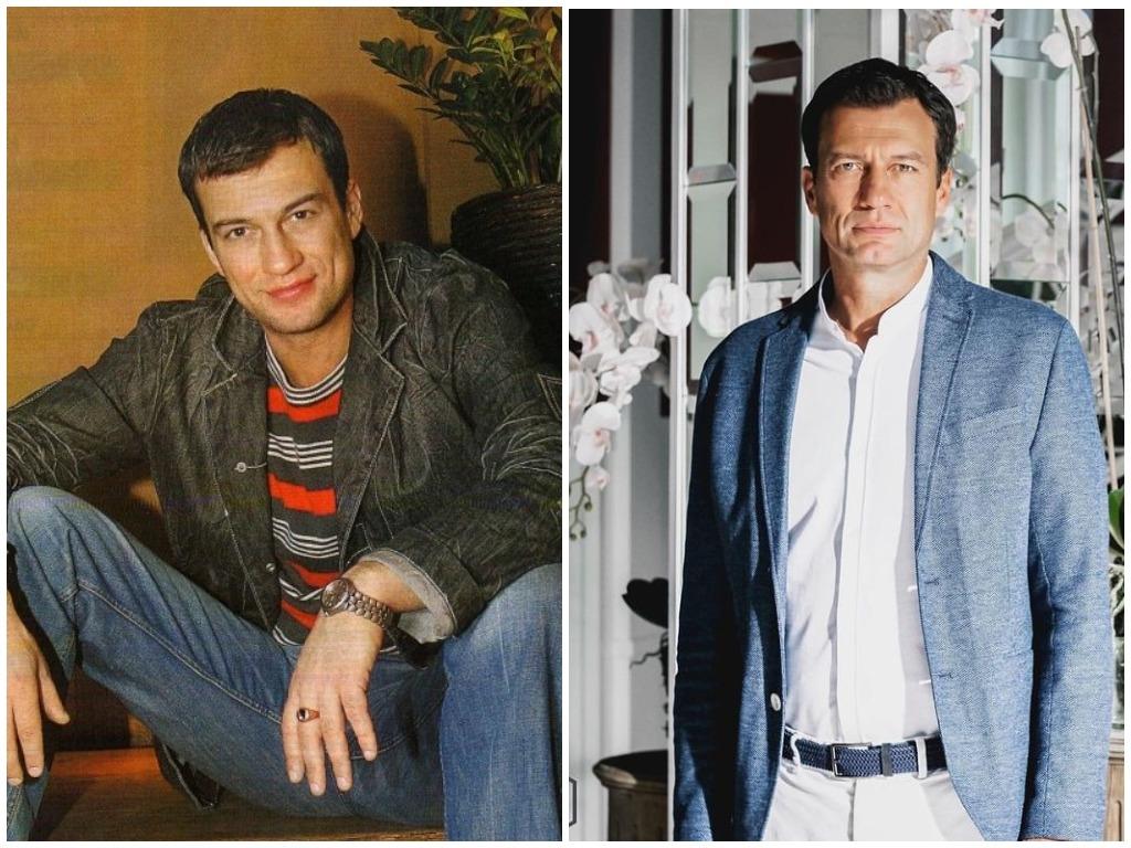 Звездные мужчины, которым возраст к лицу - фото №4
