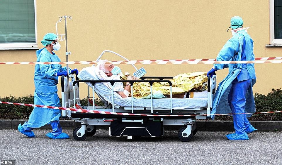 Хроника коронавируса: 134 тысячи зараженных и 5 тысяч погибших. Что сейчас происходит в Европе? (ФОТО) - фото №7