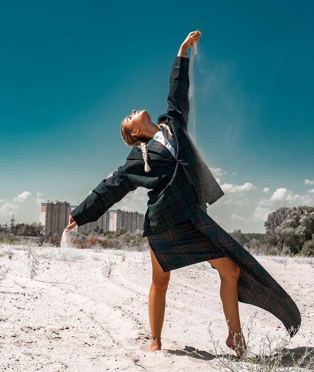 Love Kyiv. Жан Грицфельдт объединился с тиктокерами-миллионниками, чтобы признаться в любви Киеву (ФОТО) - фото №2