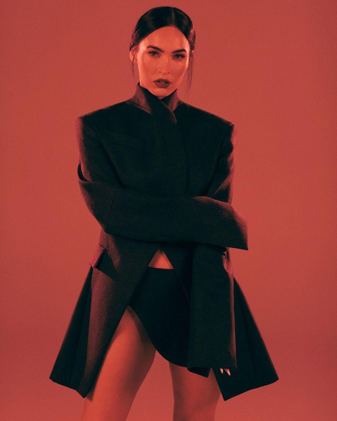 Меган Фокс снялась в эффектной фотосессии и рассказала о своем возвращении в шоу-бизнес (ФОТО) - фото №3