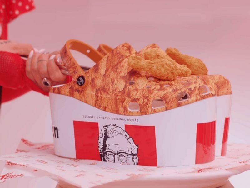Как вам такое? KFC и Crocs создали обувь с запахом жареной курицы (ГОЛОСОВАНИЕ) - фото №4