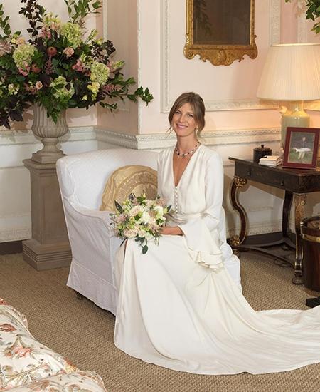 Самый завидный холостяк Великобритании герцог Роксбургский женился - фото №3
