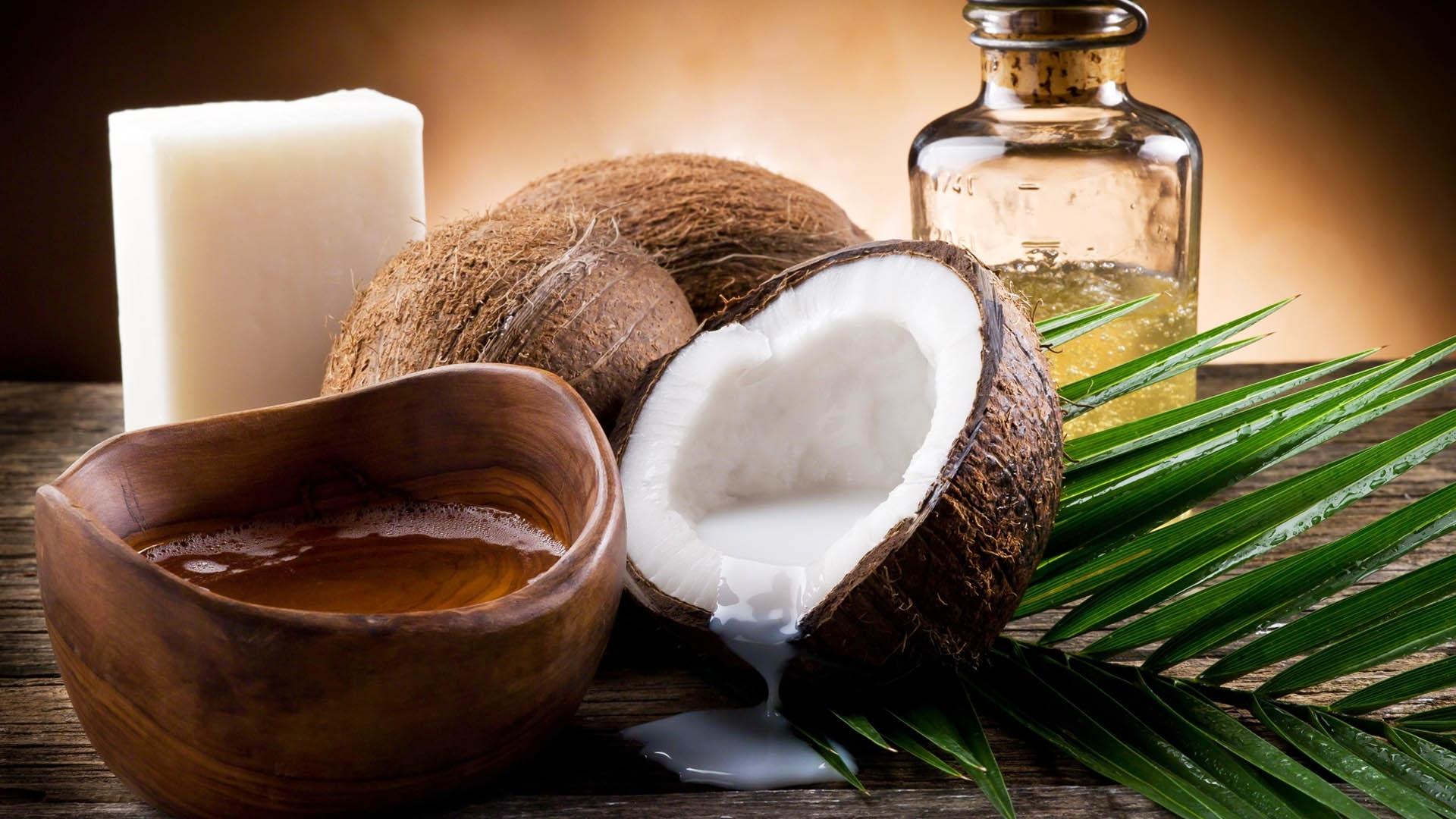 Кокосовое масло для лица: советы по применению - фото №1