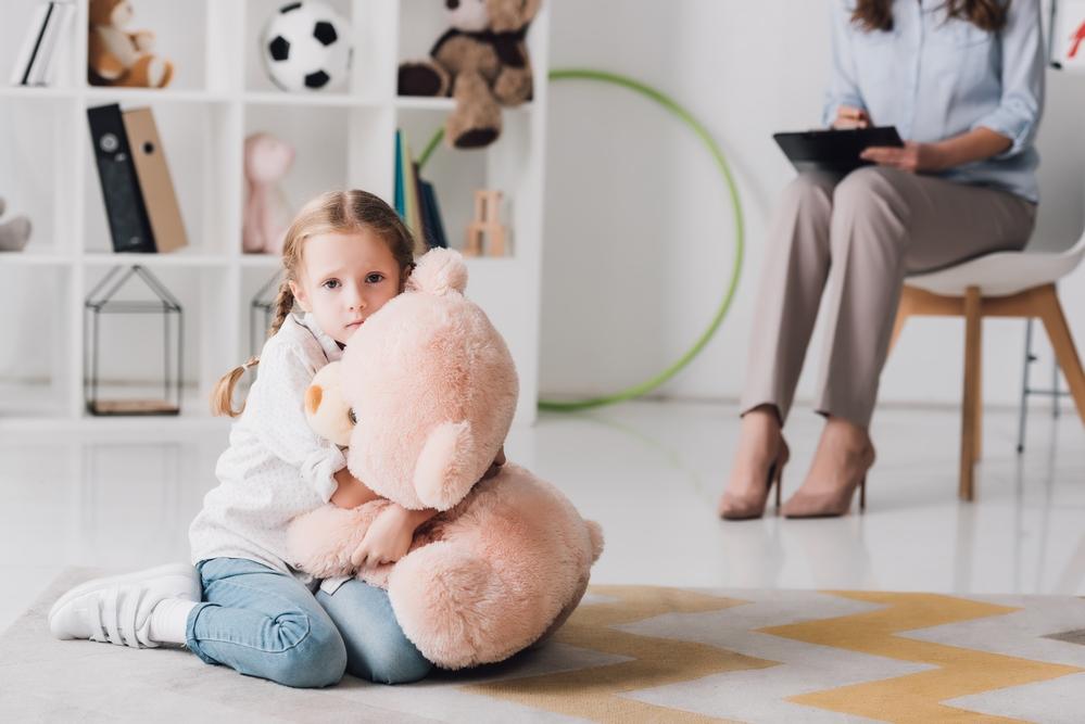 ребенок в депрессии