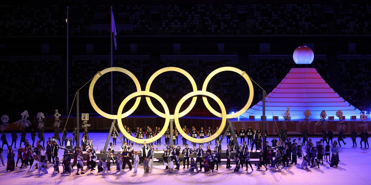 Олимпийские игры в Токио-2021: как прошла церемония открытия? - фото №3