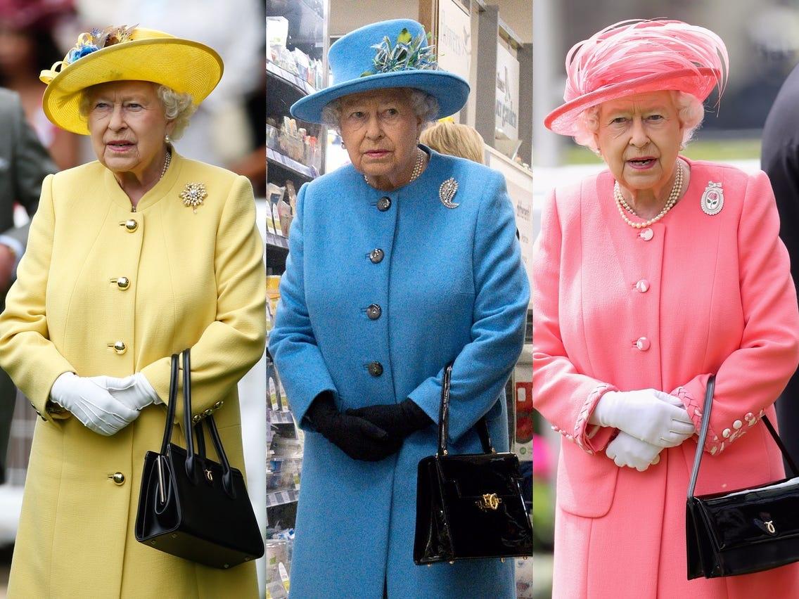 Что внутри: королевский эксперт рассказал, что Елизавета ІІ носит в своей сумочке - фото №1