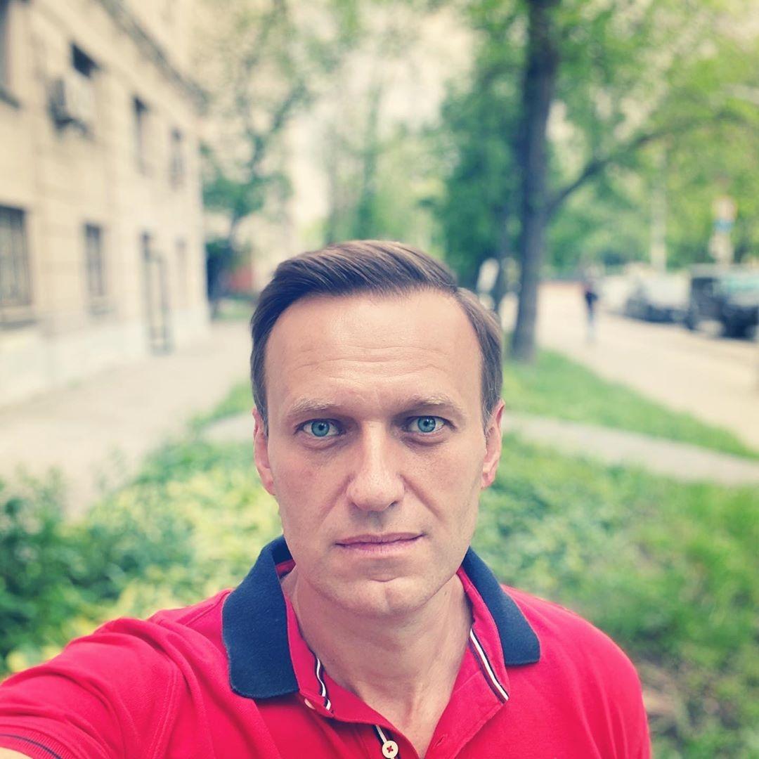 алексей навальный отравление